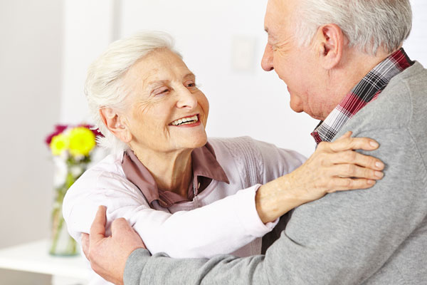 Elder Care Dancing as Therapy