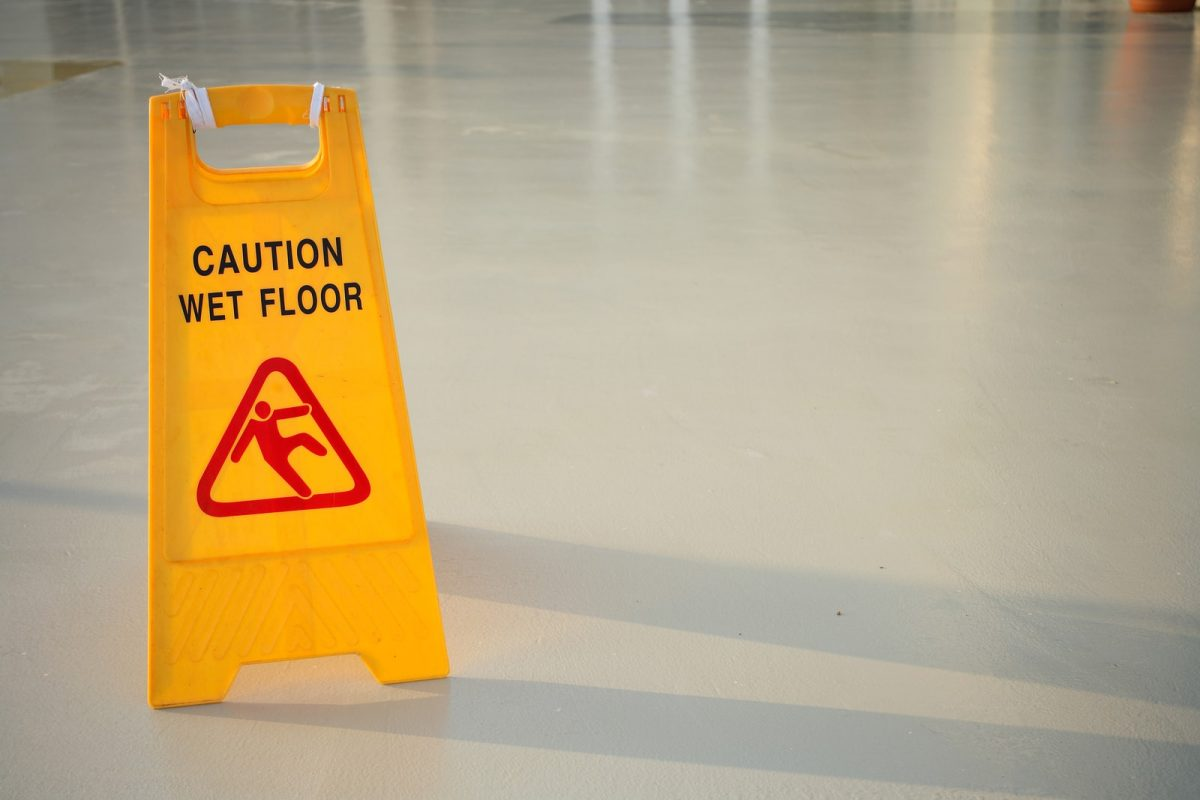 Slips, Trips and Falls: The Most Common Source of Injury in Healthcare Facilities