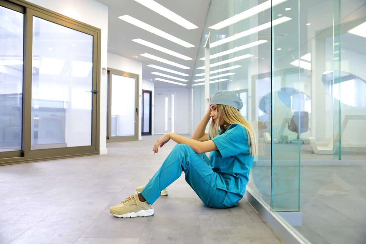 Clinician Burnout A Threat to Caregiver and Patient Health and Safety