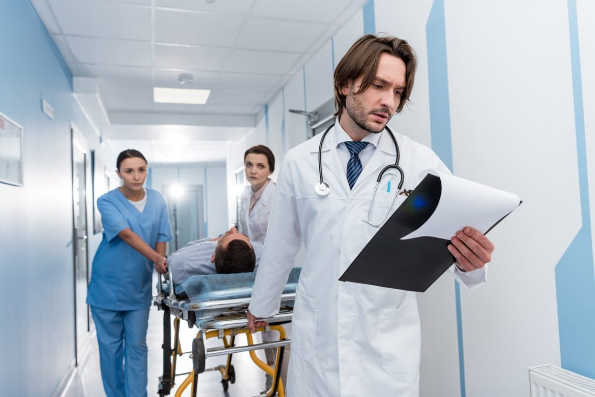 Safety Tips for Facilities Who Practice Intrahospital Patient Transport