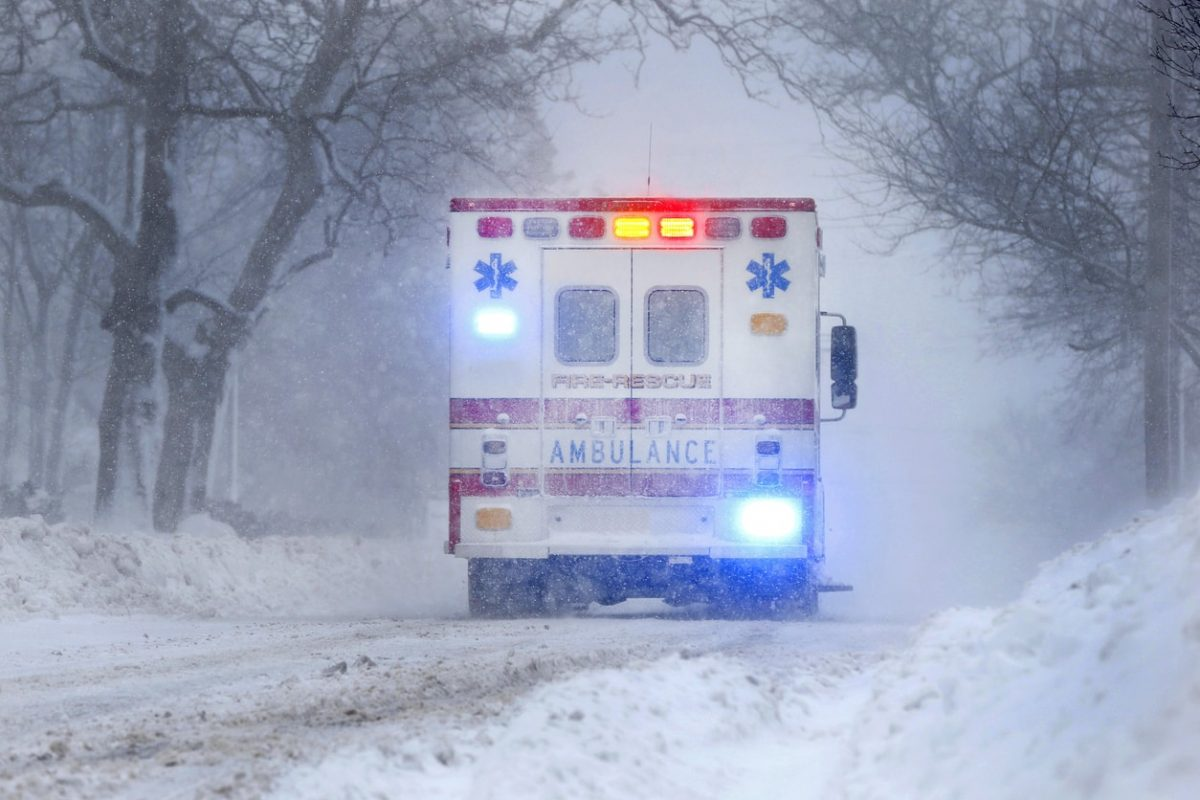 Would Your Healthcare Facility Clients Be Prepared for a Blizzard