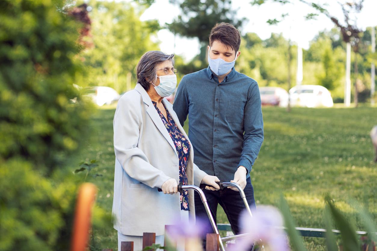 falls in nursing homes